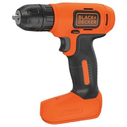 Black and Decker - 72 V erittin kompakti Liion akkuporakone - BDCD8