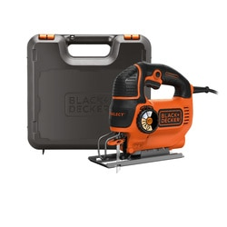 Black and Decker - 550 W AUTOSELECT heiluripistosaha laukussa - KS801SEK
