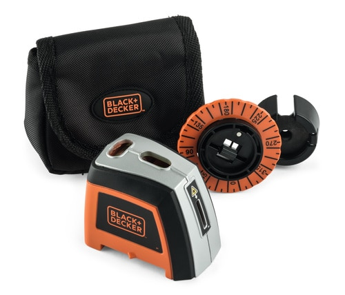 Black and Decker - Manuaalisesti sdettv laser - BDL120