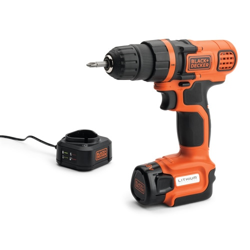 Black and Decker - 108 V akkuporakone - EGBL108