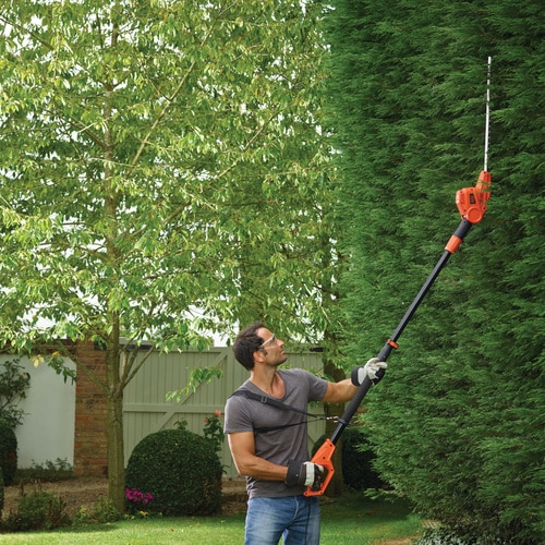 Black and Decker - 550 W pensasleikkuri jatkovarrella - PH5551