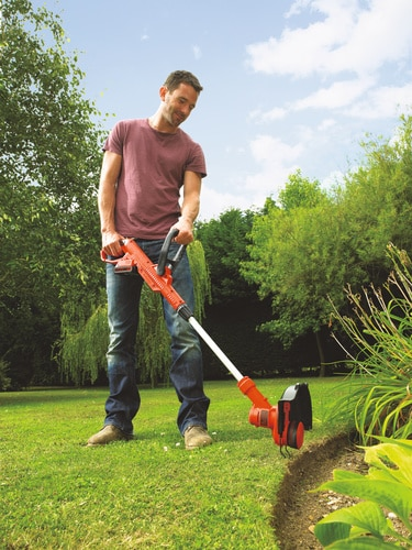 Black and Decker - 450 W trimmeri 25 cm - ST4525
