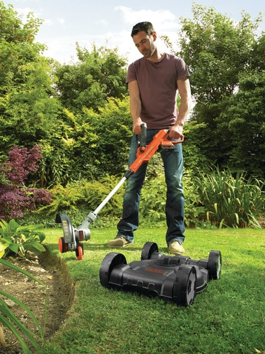 Black and Decker - 18 V LiIon 3IN1 trimmeri - STC1820CM