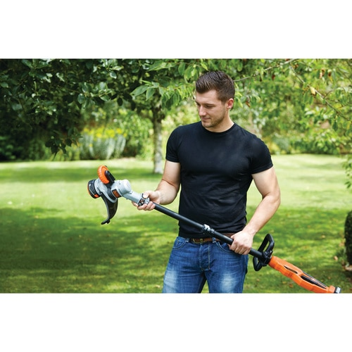 Black And Decker - 18 V LiIon nurmikonviimeistelij 40 Ah - STC1840