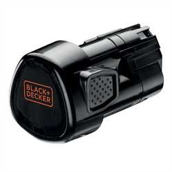 Black and Decker - 108 V 15 Ah LiIon akku - BL1510