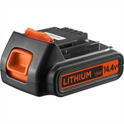 Black and Decker - Akku 144 V 15 Ah LiIon - BL1514