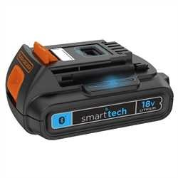 Black and Decker - 18 V 15 Ah Smart Tech akku - BL1518ST