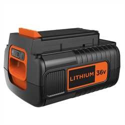 Black and Decker - 36 V LiIon akku 20 Ah - BL20362