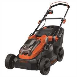 Black and Decker - 36 V LiIon akkukyttinen ruohonleikkuri 38 cm - CLM3820L1