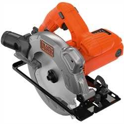 Black and Decker - 1250 W pyrsaha 66 mm laukussa - CS1250K