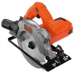 Black and Decker - Sirkelsag 1250W i koffert - CS1250LK