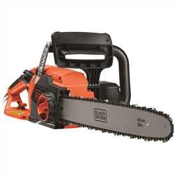 Black And Decker - 2200 W ketjusaha 45 cm - CS2245