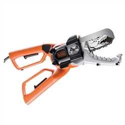 Black and Decker - Alligator kaksileukainen ketjusaha 550 W - GK1000