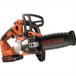 Black And Decker - 18 V LiIon ketjusaha 20 cm 20 Ah - GKC1820L20