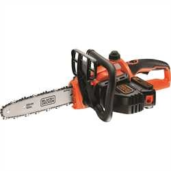 Black and Decker - 18 V LiIon akkuketjusaha 25 cm 20 Ah - GKC1825L20