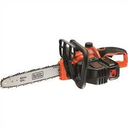 Black and Decker - 36 V LiIon akkuketjusaha 30 cm 20 Ah - GKC3630L20