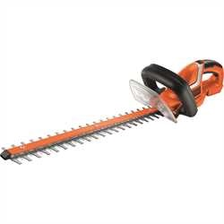 Black and Decker - 50cm 18V Lithiumion Hedge Trimmer without battery and charger - GTC1850LB