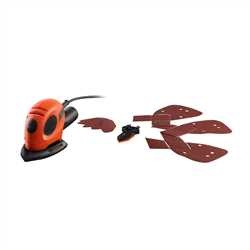 Black And Decker - Mouse HiomaHiiri  9 tarviketta - KA161
