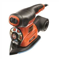 Black And Decker - Autoselect multihiomakone  18 tarviketta - KA280K