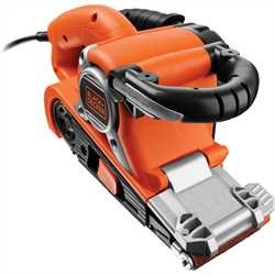 Black And Decker - 720 W nauhahiomakone 75 x 533 mm - KA88