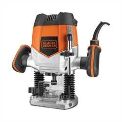 Black and Decker - 1200 W yljyrsin 14  5 tarviketta - KW900E