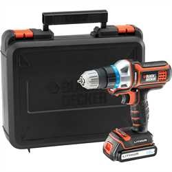Black and Decker - 18 V LiIon Multievo multitykalu - MT18KB