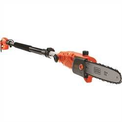 Black And Decker - 800 W oksasaha jatkovarrella laippa 25 cm - PS7525