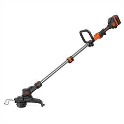 Black and Decker - 36 V hiiliharjaton LiIon trimmeri 33 cm leikkuuleveydell - STB3620L