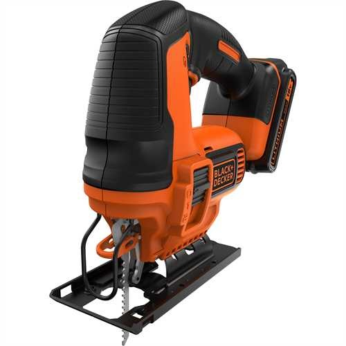 Black and Decker - 18 V heiluripistosaha - BDCJS18