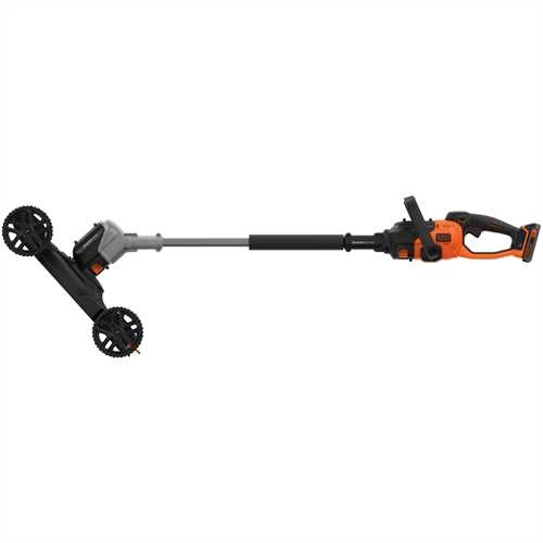 Black and Decker - 3IN1 trimmerialusta ruohonleikkuritoiminto - CM100