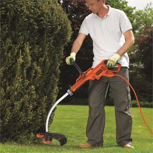 Black And Decker - 700 W ruohotrimmeri 33 cm - GL7033