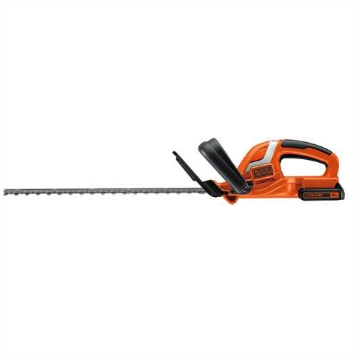 Black and Decker - 18 V LiIon pensasleikkuri 45 cm 20 Ah - GTC1845L20