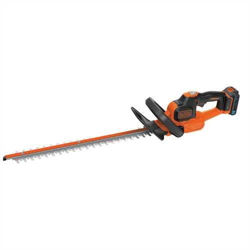 Black and Decker - 18 V POWERCOMMAND pensasleikkuri 50 cm 2 Ah smart tech - GTC18502PST