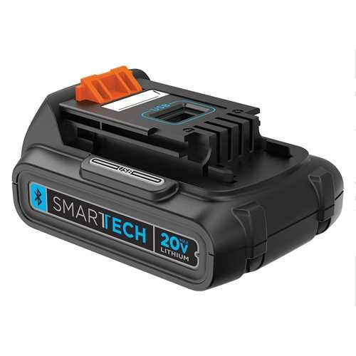 Black And Decker - 18 V POWERCOMMAND puhallin smart tech - GWC1820PST