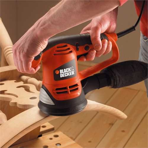 Black and Decker - 480 W epkeskohiomakone - KA191EK