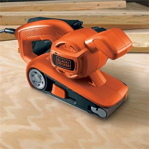 Black and Decker - 720 W nauhahiomakone 75 x 457 mm - KA86