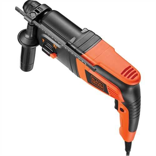 Black and Decker - 550 W 16 J pneumaattinen poravasara - KD855KA