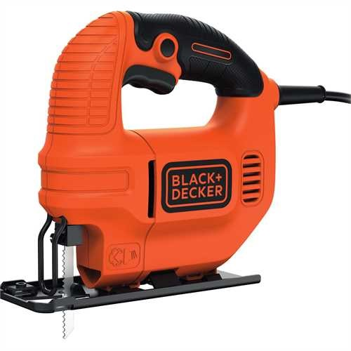 Black and Decker - 400 W pistosaha - KS501