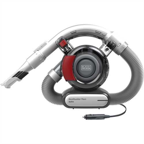 Black and Decker - 12 V Flexi autoimuri DC - PD1200AV