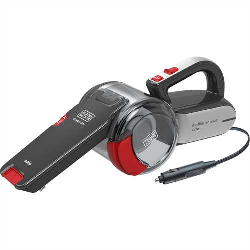 Black and Decker - 12VDC Pivot autoimuri Dustbuster - PV1200AV