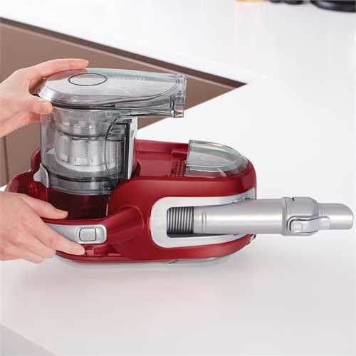 Black and Decker - 2in1 varrellinen rikkaimuri ORA teknologia - SVFV3250LR